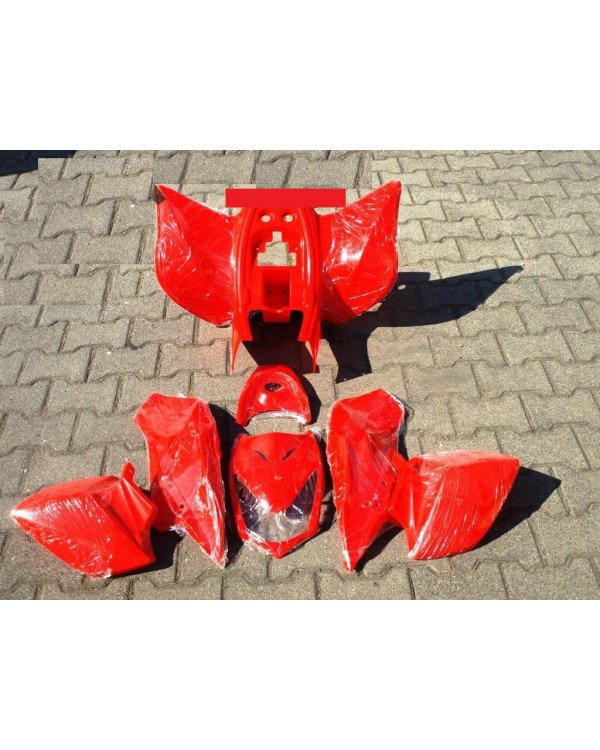 Set of plastic (body) for ATV 110, 125 L - series