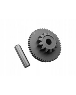 Original set of large and small intermediate gears for ATV WASABI 250 with water cooling