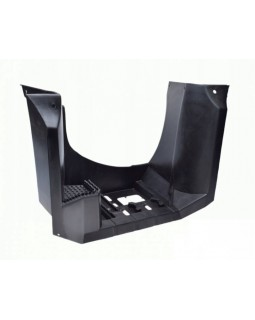 Original right footrest for ATV SHINERAY XY250ST-4B
