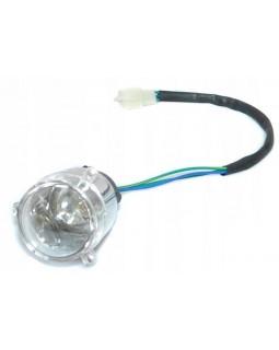 Original front headlight for ATV FUXIN, DIABLO 150