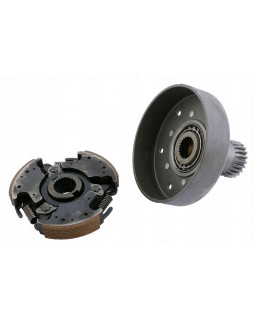 Original clutch and clutch kit for ATV BASHAN BS250S-5 with gearbox