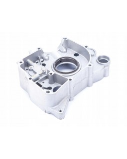 The original right half of the crankcase for ATV BASHAN BS150S-2