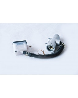 Brake master cylinder with sideways for ATV SHINERAY 250