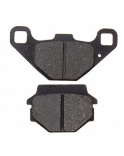 Brake pads front, rear for ATV LINHAI 80, 150 - regular