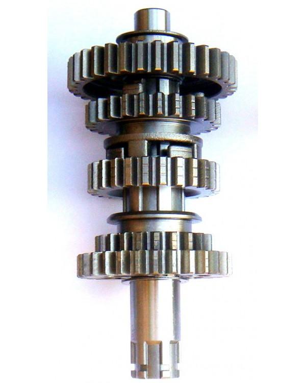 Transmission shaft feed for ATV Bashan 200