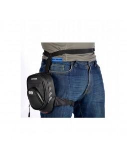 Bag waist, hip for Quad riders
