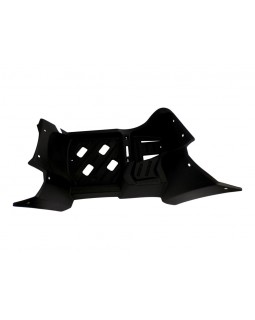 Original left driver's footrest for ATV LUCKY STAR ACCESS BR, UD 300, 400