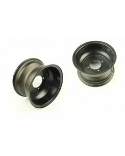 Disc wheel front steel 8 inch 4 bolt