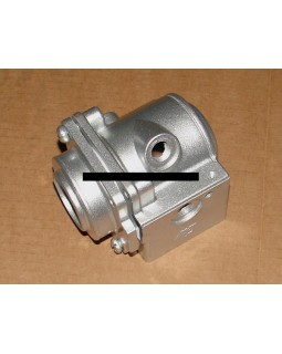 Bracket manual transmission under the driveshaft for ATV Bashan 200, 250