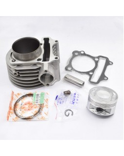 Kit cylinder piston for ATV Mikilon 175 - 61mm - with engines 161QML