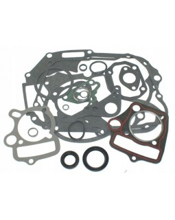 Set of gaskets and seals for engine ATV KINGWAY 110