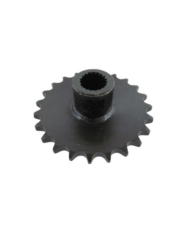 Leading star (front) 23 tooth, 428 chain for ATV 150cc