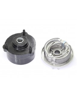 Front left hub with drum Assembly for ATV 70, 90, 110 ver.G87