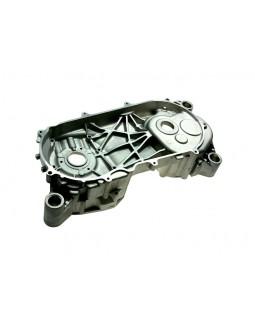 Original engine crankcase (left half) for ATV ADLY 280 CANYON, HURRICANE