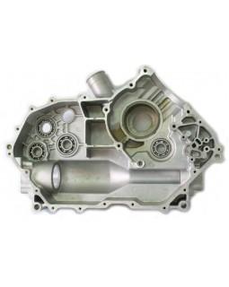 Original left half of the engine crankcase for ATV KAZUMA 500