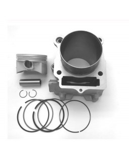 Original cylinder-piston group (CPG) for ATV HISUN 400