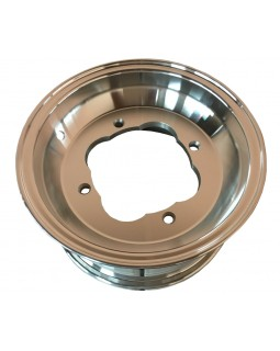 Wheel rims for SUZUKI LTZ 400 KFX 450 TRX Chrome