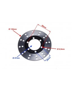 Front brake disc for ATV 150, 200, 250