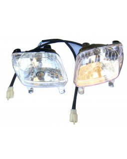 Original headlights for KINGWAY ATV 50, 70, 110, 125