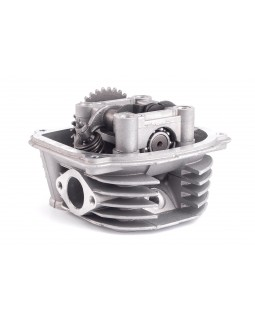 Cylinder head GY6 150 cm3 4T 157 QMI Assembly for Quad ATV 150
