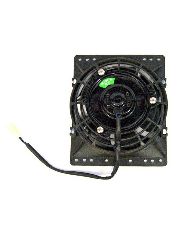 Radiator fan for ATV BASHAN, SHINERAY