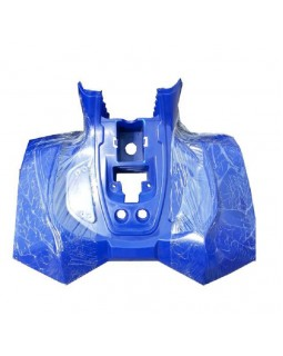 The rear portion of the plastic housing (body) ATV 110, 125 BOMBARDIER version H