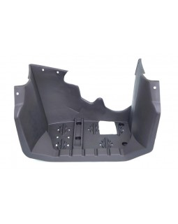 The original right-footrest for ATV BASHAN BS200AU-11