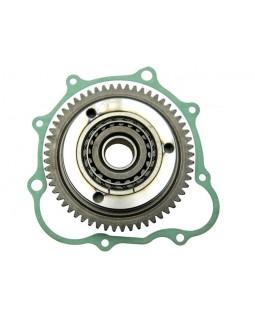 The starter clutch (Bendix) for ATV 150, 200