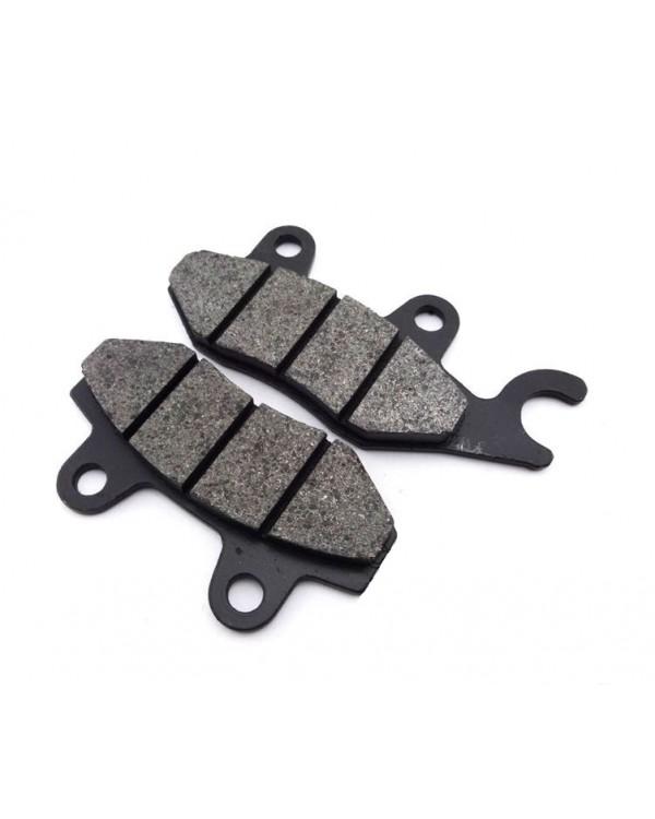 Original rear brake pads for ATV KAZUMA Falcon, Jaguar, Dingo, Cheetah, Cougar,Gator 100, 110, 150, 200, 250, 500