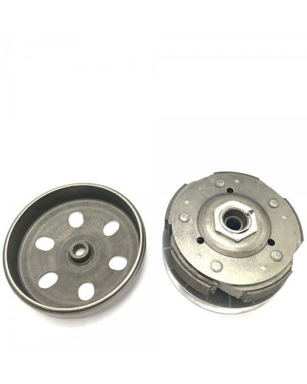 Original rear clutch Assembly for ATV Linhai 400 - 5 lobe