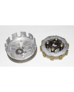 Original clutch Assembly for ATV BASHAN BS250S-10 with gearbox