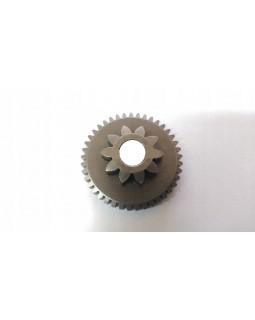 Original intermediate starter gear for ATV BASHAN BS300-18