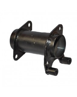 Eccentric rear axle for the BIG FUXIN ATV 125