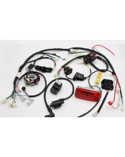 Complete universal kit for Quad ATV 150cc, 200cc