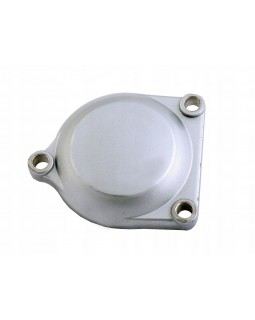 Original oil filter cover for ATV BASHAN BS250S-5 with reducer