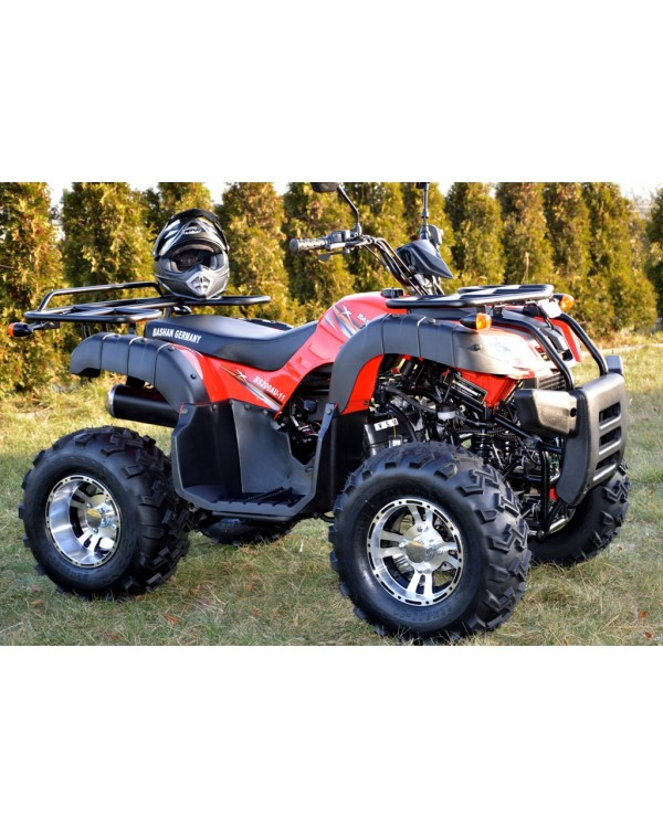 ATV Bashan BS200AU-11 utilitarian Assembly