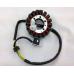 Original stator of the generator with an inductive sensor for ATV LINHAI 600