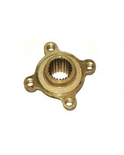 Original brake disc mount hub or driven (rear) star for ATV 50, 70, 90, 110, 125