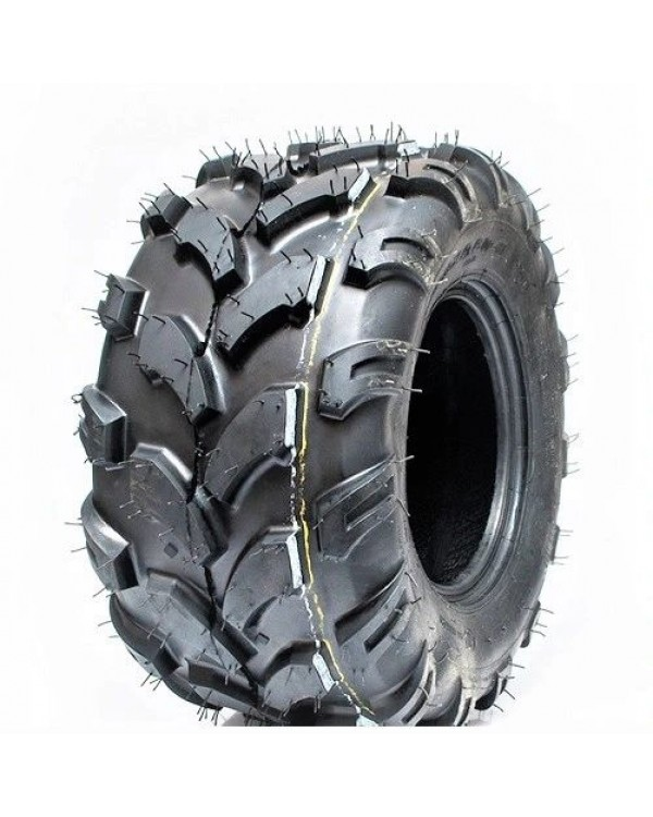 Rear tire size 18X9. 50-8 for ATV 70, 90, 100, 110, 125, 150