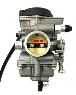 Original carburetor for ATV BASHAN BS250S-5 with reducer