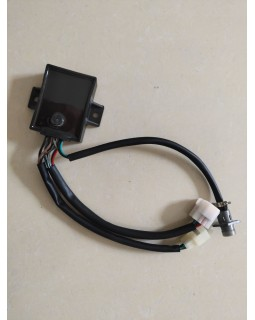 Electronic drive switching module 2WD/4WD for ATV LINHAI 260, 300, 400 - 3 chips of the new sample