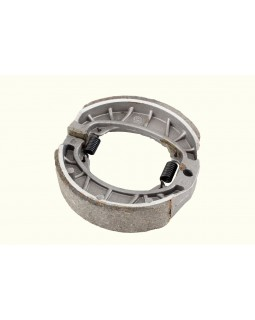 Drum front brake pads for ATV BASHAN BS110S-2