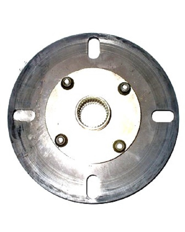Original rear brake disc with hub Assembly for ATV BASHAN 200, 250