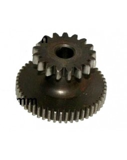 Original intermediate starter gear for ATV BASHAN BS150S-2