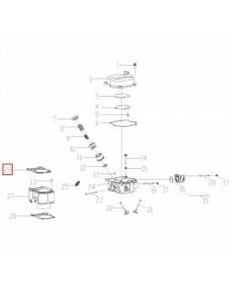 Original Cylinder Head Gasket for ATV AEON COBRA, CROSSLAND, CUBE, ELITE, URBAN 350 - 4x4