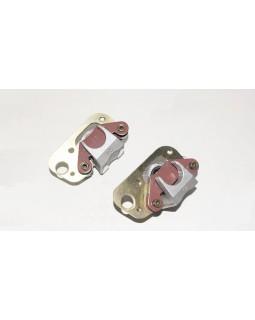 The original front brake (left and right) caliper assy for ATV LINHAI 260