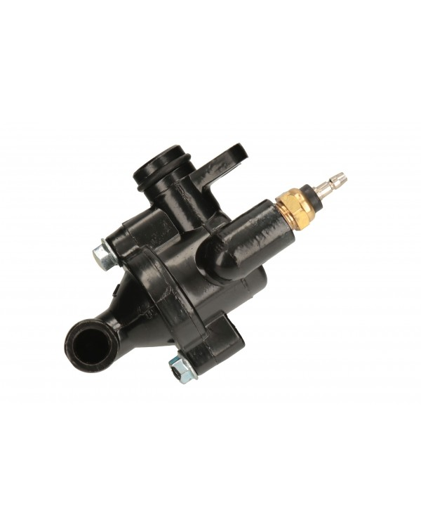 Thermostat housing for ATV Irbis with water cooling