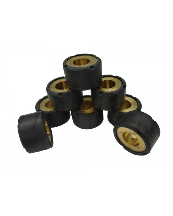 The rollers in the variator for LINHAI ATV 260, 300 ALLROAD