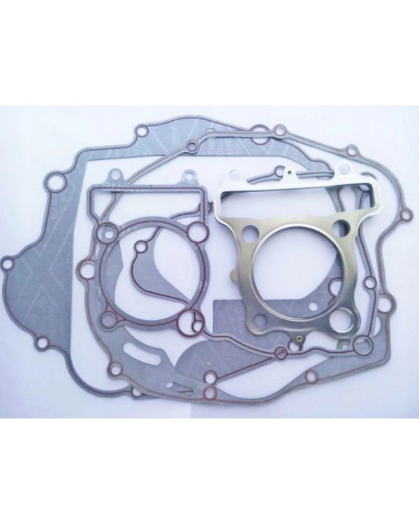 Original gasket kit for ATV BASHAN BS250S - 5 engine with gearbox