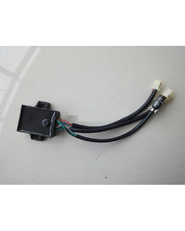 2WD/4WD electronic drive switching module for ATV LINHAI 260, 300, 400 - 3 chips